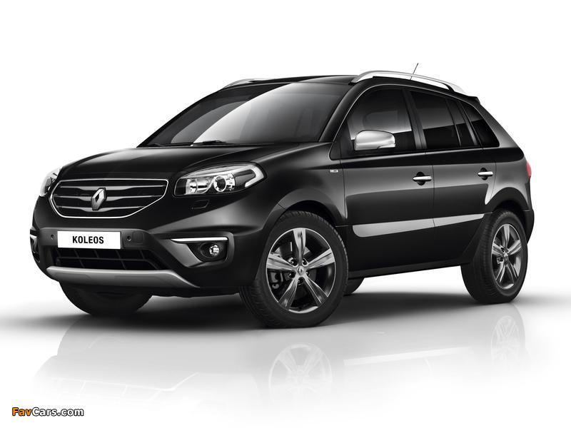 2012 Renault Koleos Bose Edition