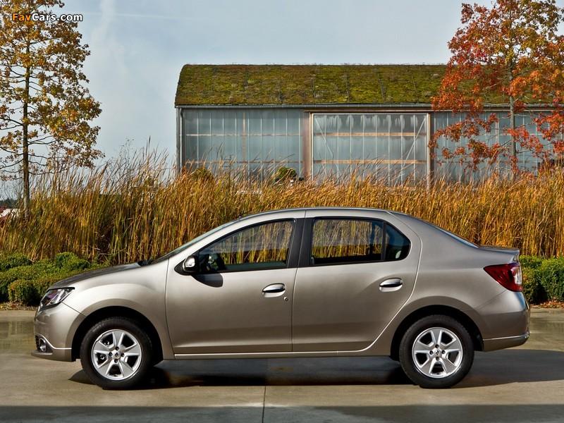 2012 Renault Symbol 2012
