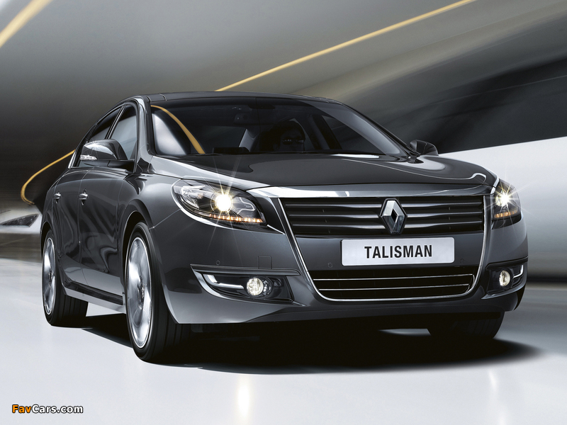 2012 Renault Talisman 2012