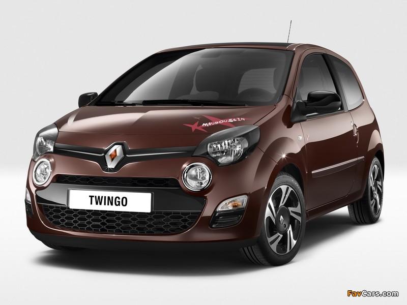 2012 Renault Twingo Mauboussin