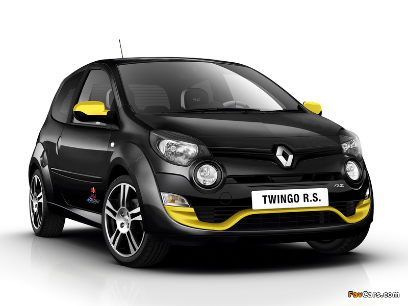 2012 Renault Twingo R.S. Red Bull Racing RB7