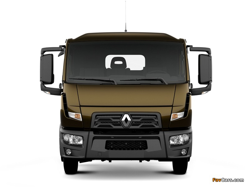 2013 Renault D7,5 4x2a