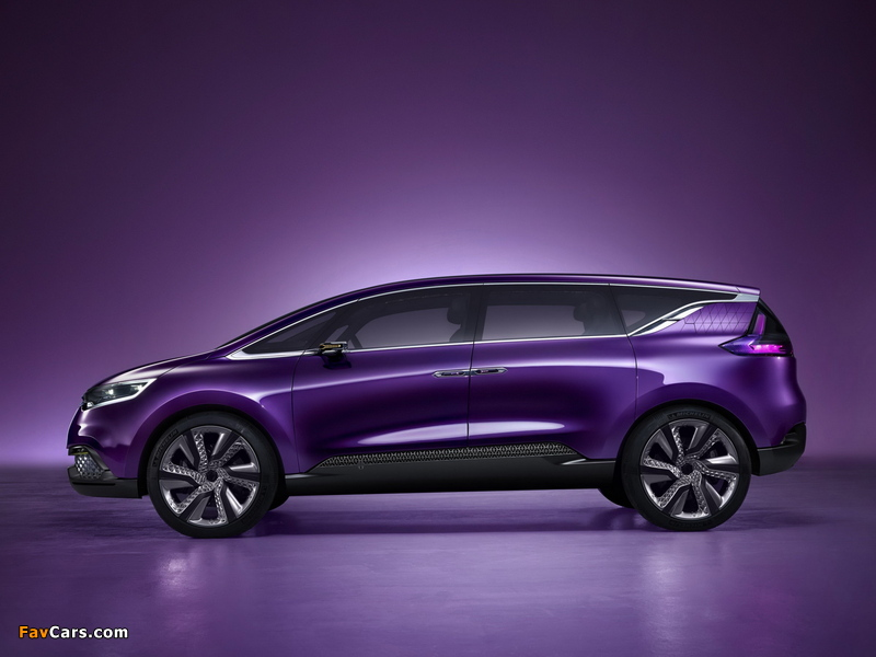2013 renault initiale concepts