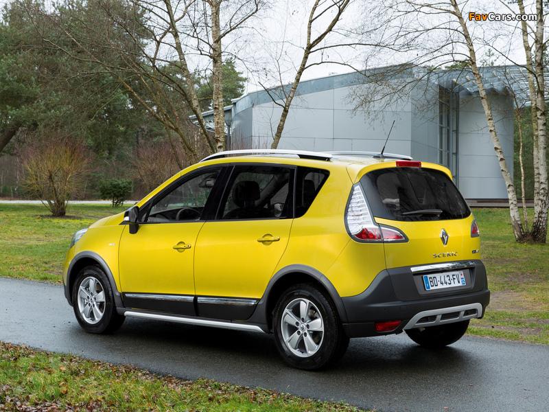 2013 Renault Scenic XMOD 2013