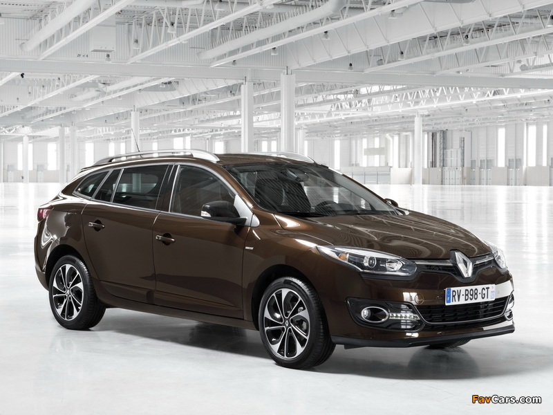 2014 Renault Mégane Estate