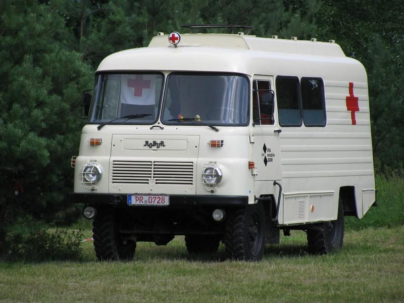 Ambulance Robur Omnibus