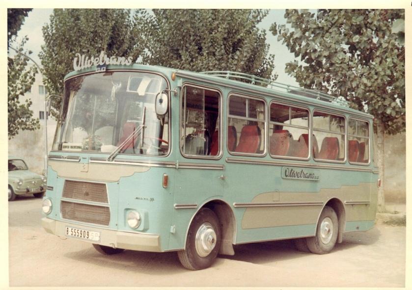 Autocar Barreiros Saeta 35