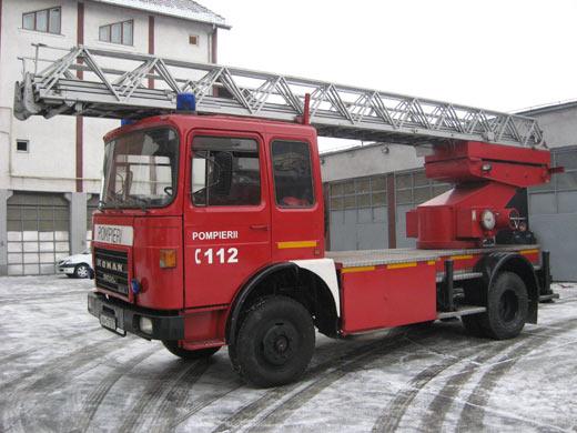 Brandweer trucks Roman » 1st generation
