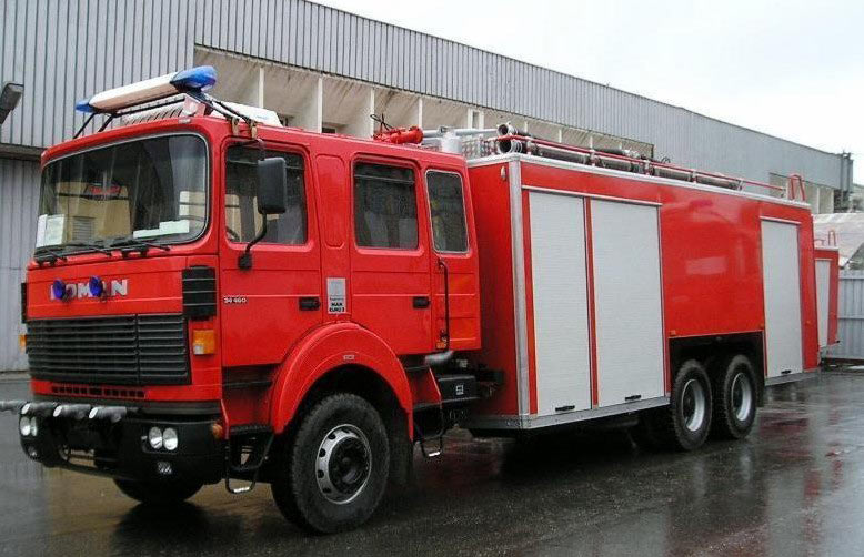 Brandweer trucks Roman » 2nd generation