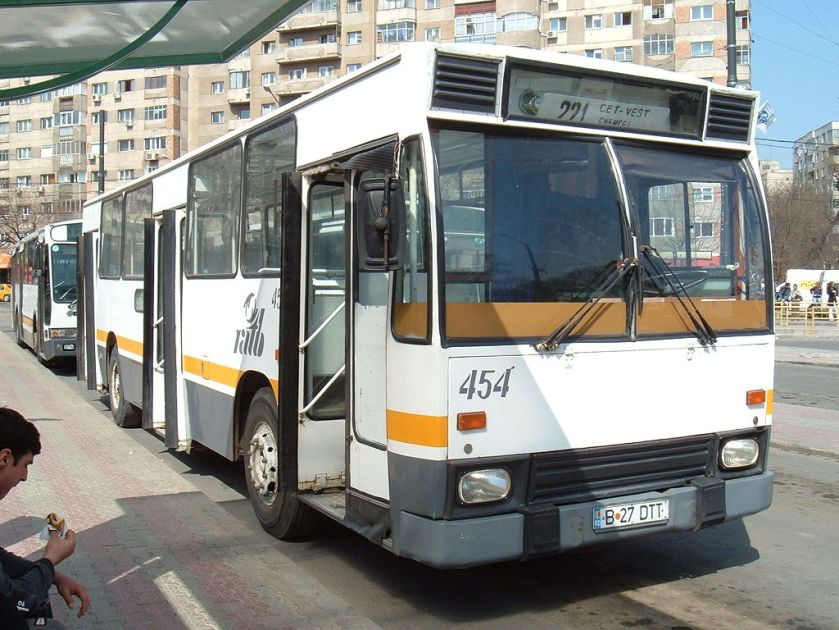 Bucharest DAC bus 1
