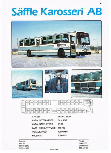 Bussen SÄFFLE AB