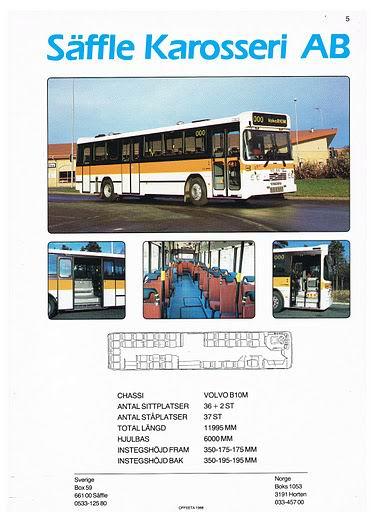 Bussen SÄFFLE AB2