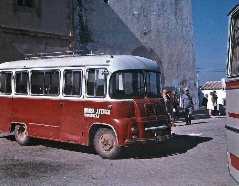 Ferrer Sava-BMC S66
