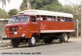 IFA W50 Nicaraqua