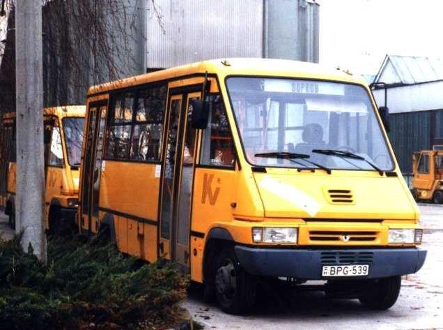 Ikarus 546-os, Renault
