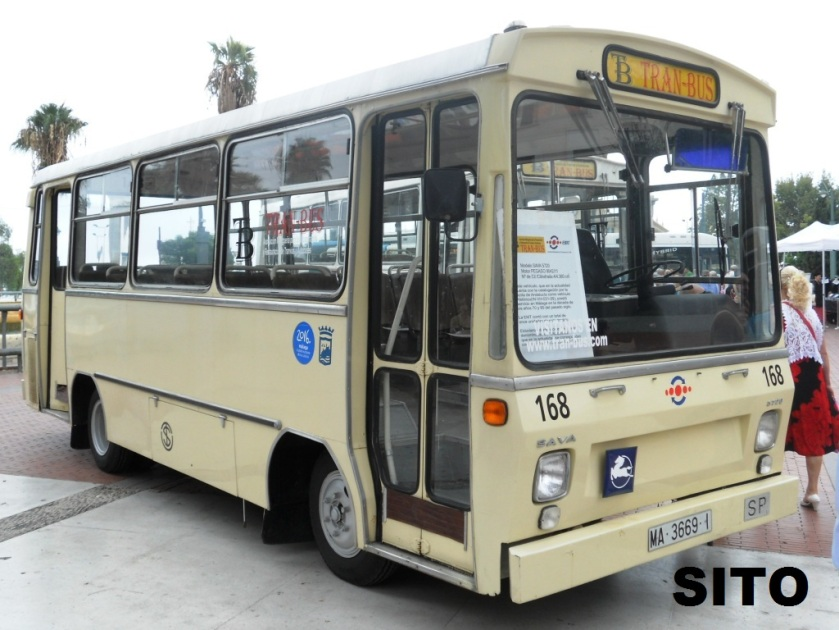 Pegaso Sava 5720 Unicar TRAN-BUS