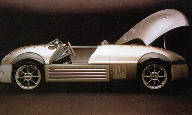 Renault 1994 Argus Roadster Sv