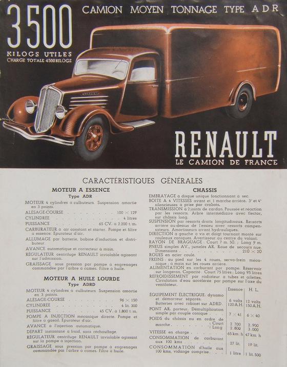 Renault 3500