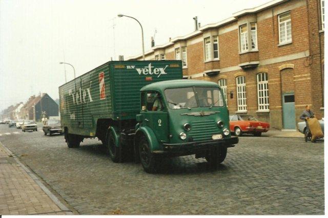 RENAULT 4153 en Belgique
