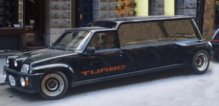 Renault 5 Turbo Hearse