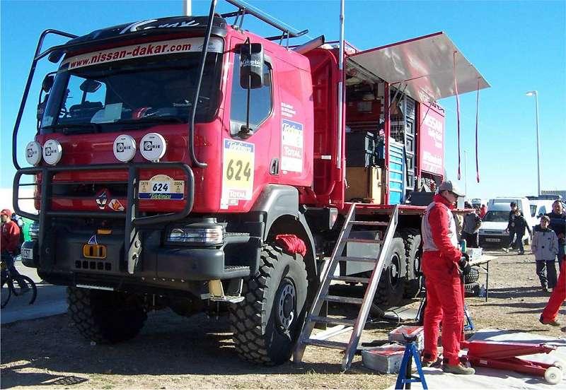 Renault Camion Dakar