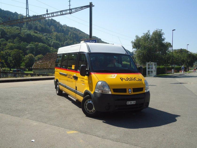 Renault carpostal-ouest