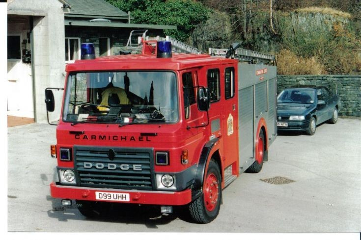 Renault Dodge G13, Windermere