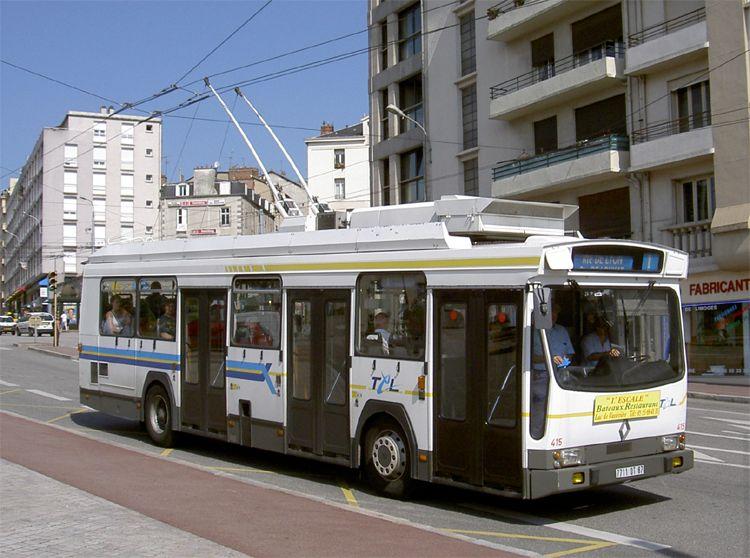RENAULT ER 100 - TCL - Limoges