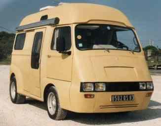 Renault Estafette special