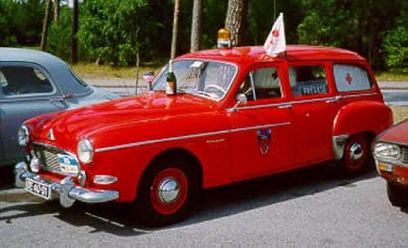 Renault Fregate Ambulance