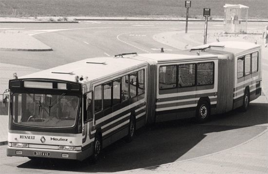 renault heuliez megabus proto