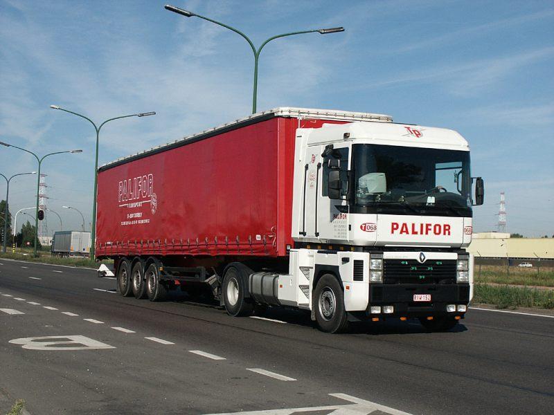 Renault Magnum-Palifor