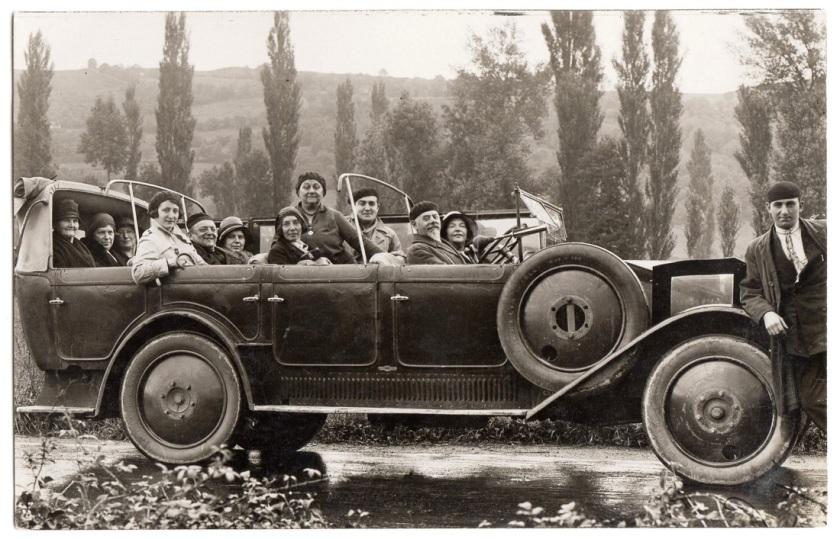 Renault naar Lourdes