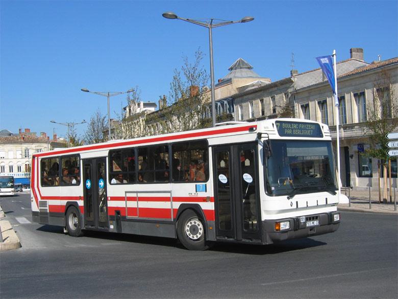 RENAULT PR 112 - TBC - Bordeaux