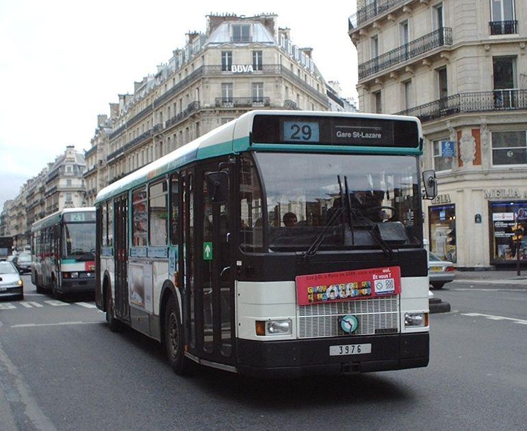 RENAULT SC 10 R - RATP - Paris
