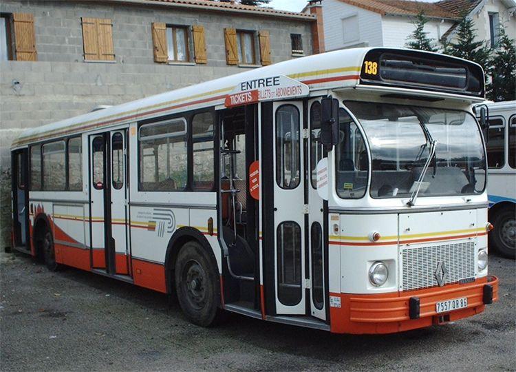RENAULT SC 10 U - STP - Poitiers