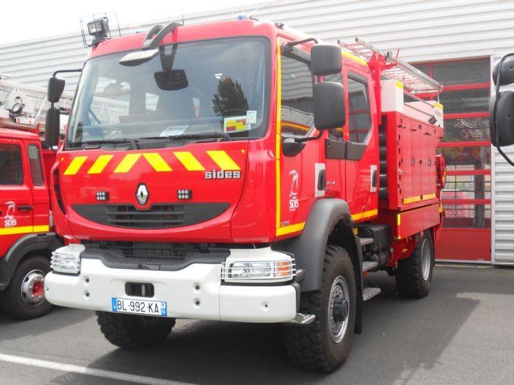 Renault Sides BL 992 KA
