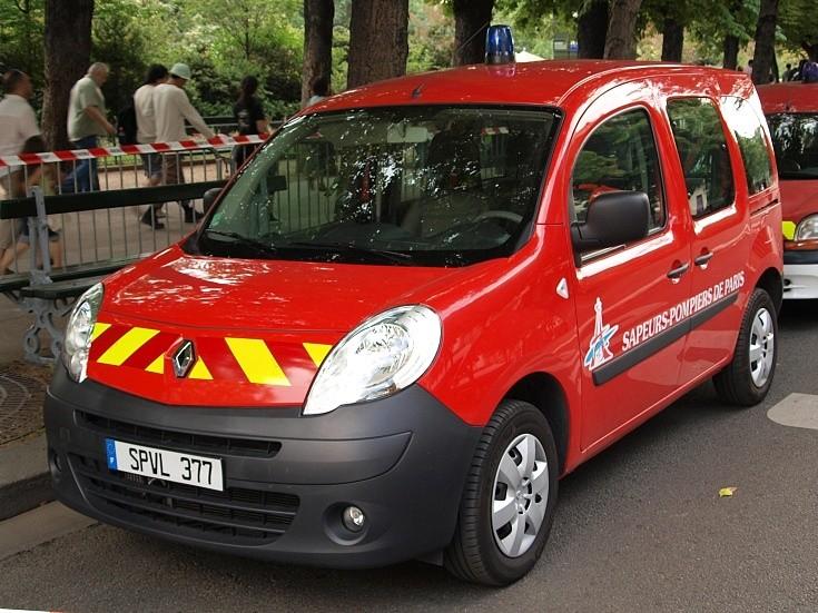 Renault SPVL 377 Sapeurs Pompiers de Paris
