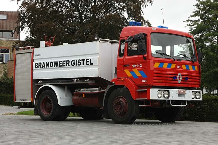 Renault TW1 water carrier
