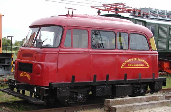 Robur and a Tatra