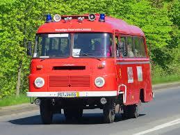 Robur Feuerwehr Buf