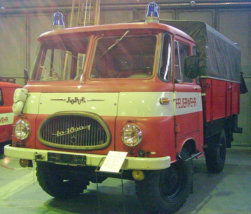 Robur LO 1800 A