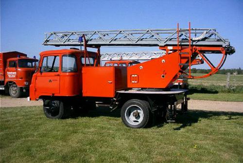 Robur LO 3000 Feuerwehr