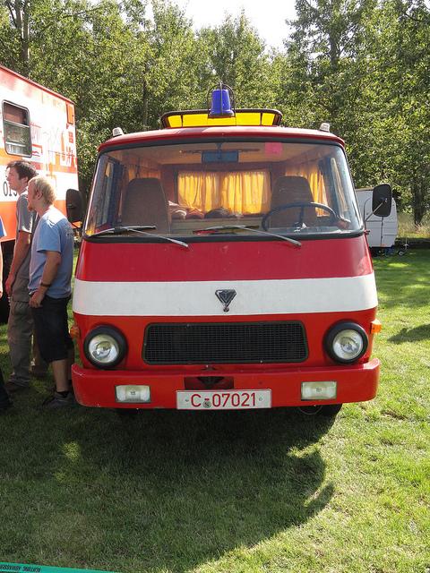 Rocar brandweerwagen a