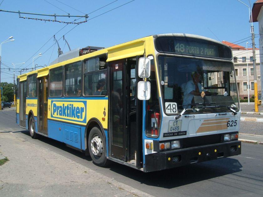 Rocar De Simon U412E Trolleybus