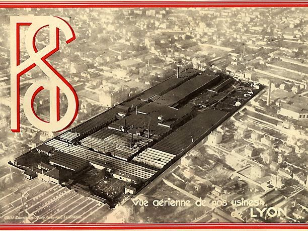 Rue Feuillat - Catalogue photo of Rochet et Schneider factories