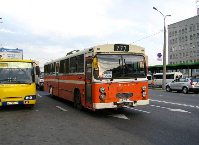 Saffle (Volvo B10M-65)