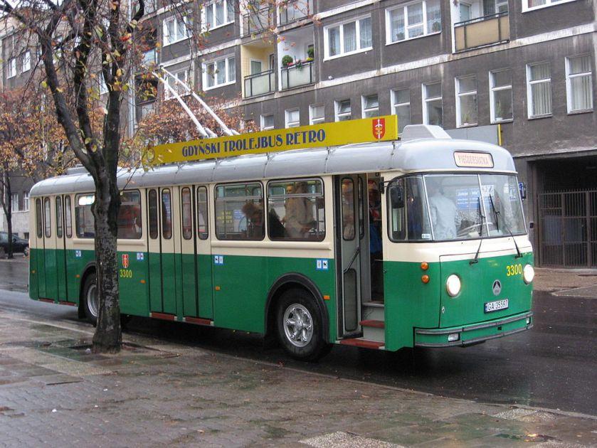 Saurer 4IILM in Gdynia