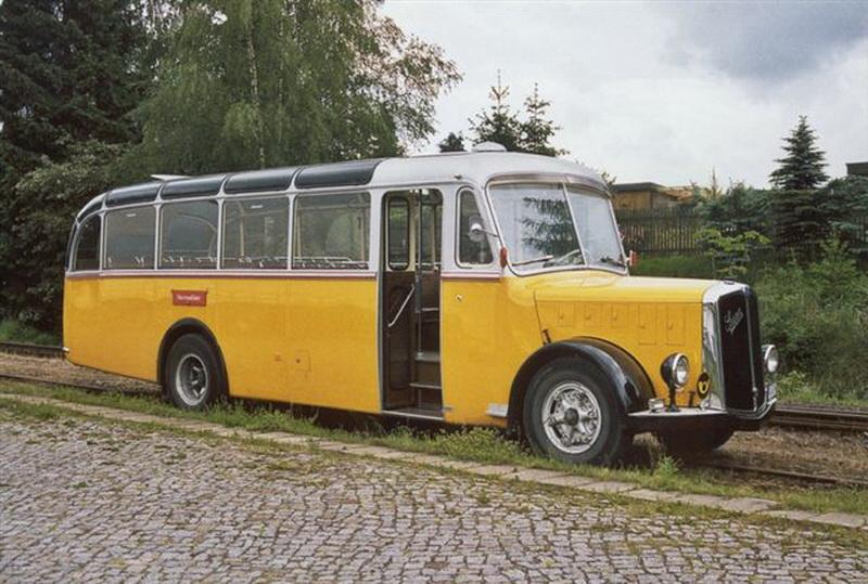 saurer bus