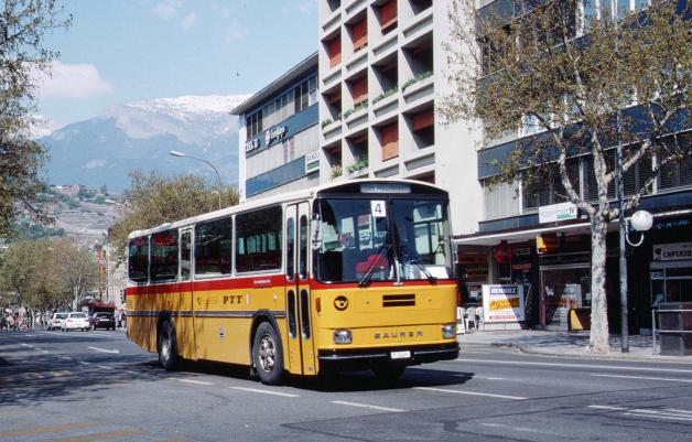 Saurer RH525 Postbus